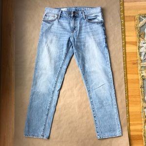 Gap Sexy Boyfriend Jeans 27R